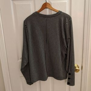 Zara Trafuluc striped top